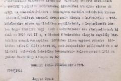 HU-MNL-NML-V.303.b. Az Alsópetényi körjegyzőség iratai. 916/1914