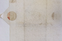 Balogh család anyagából, 1554-1562