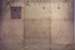 II. Rudolf megerősíti Dániel János és örökösei nemesi állását, Prága, 1597. Zólyom vármegye közgyűlésén 1598-ban felvették őket a nemesek sorába.