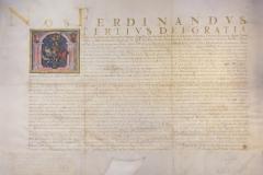 III. Ferdinánd nemességet adományoz Kaszap Mihálynak és általa feleségének, Kada Ilonának, fiának Jakabnak, valamint István és Jakab nevű testvérének. Pozsony, 1649