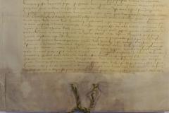 1542, Váci Konvent által kiadott oklevél, melyet Berki Tóbiás kérésére írt át a Sági Konvent, s azt bizonyította, hogy Szabó László 1534-ben eladta neki horpácsi birtokát.