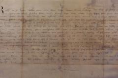 1321. július 20., Károly király a Hont megyei Bát és Bagonya községet adományozza a Pál fia István mesternek